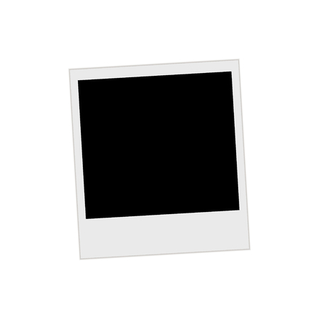 polariod: Photo Frame with shadow