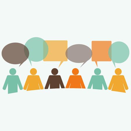 comunity: communication icon