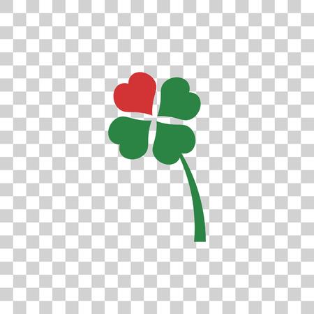 clover icon Illustration