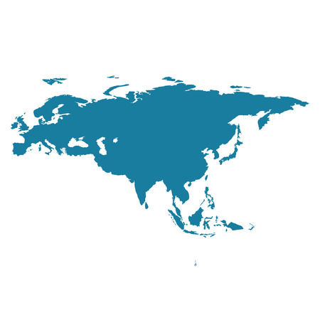 eurasia: eurasia map