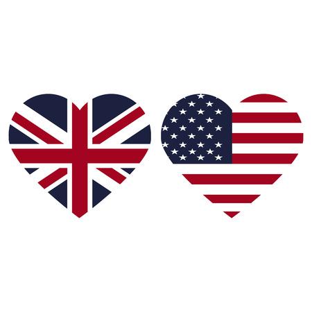united states and united kingdom fkag hearts