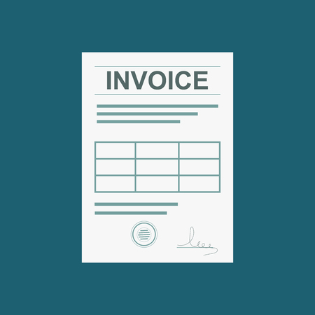 payable: Invoice illustration