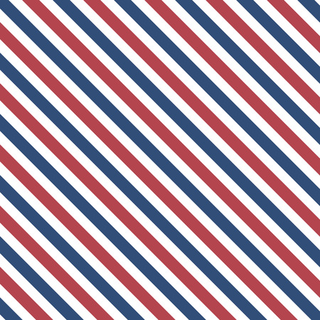 Abstract line pattern in barber colors background