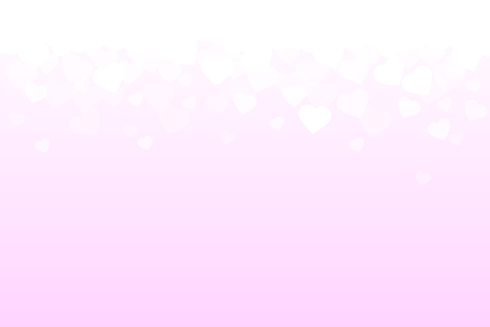 Heart pink background. Valentine light pink abstract back
