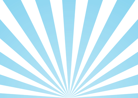 Abstract light rays blue background. Vector eps10 Standard-Bild - 124254667