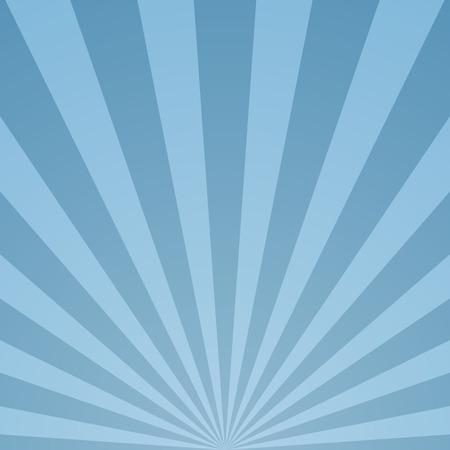 Abstract light rays blue background. Vector eps10 Standard-Bild - 124254668