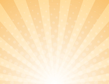 Abstract light rays halftone background. Vector eps10 Standard-Bild - 124254670