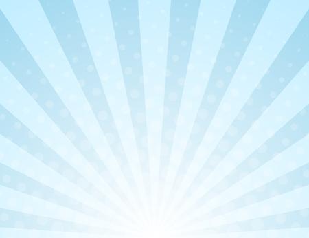 Abstract light rays halftone background. Vector eps10 Standard-Bild - 124254671
