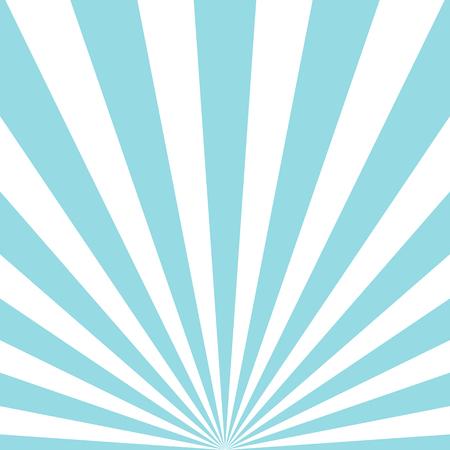 Abstract light rays blue background. Vector eps10 Standard-Bild - 124254672