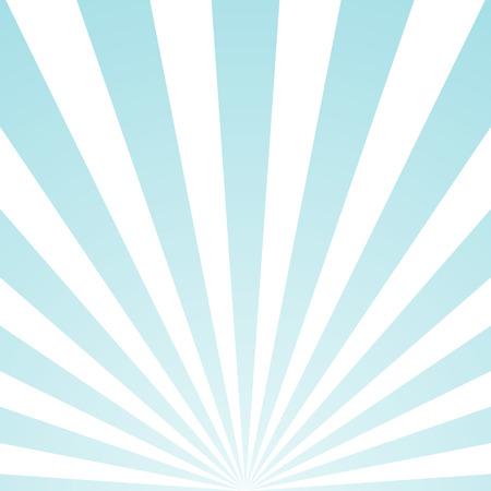 Abstract light rays blue background. Vector eps10 Standard-Bild - 124254673