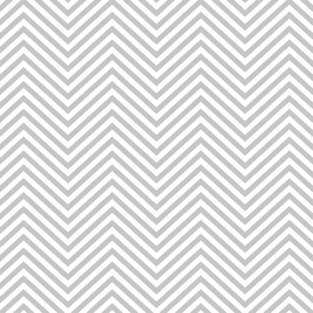 Zigzag pattern seamless background. Vector eps10 illustration Standard-Bild - 124254684