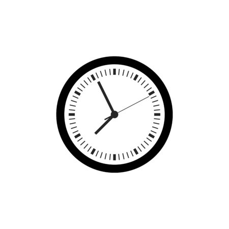 Watch icon symbol simple design. Vector eps10 Ilustração