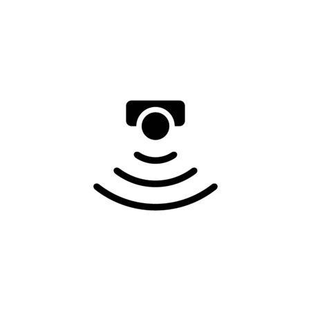 Sensor icon symbol simple design. Vector eps10 Ilustração