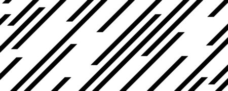 Abstract modern stripes line pattern background Imagens - 145381823