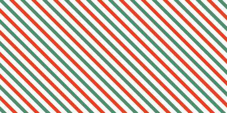 Abstract line pattern background christmas colors Vectores