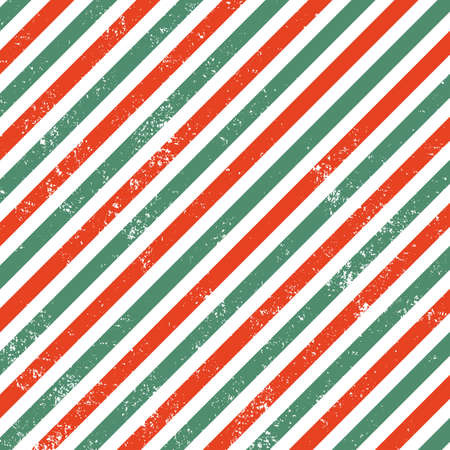 Line christmas color background with grunge effect