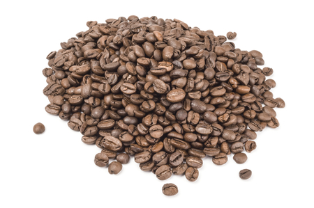 columbian: Coffee isolated on a white background cutout