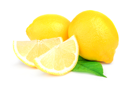 Zitrone Standard-Bild