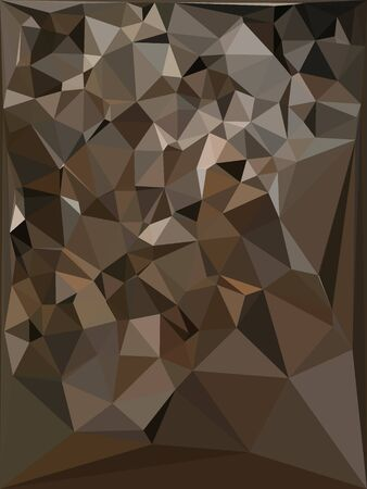 cubist style abstract artistic patterns and design from many shiny steel new carpenter's DIY nails Stock Photo