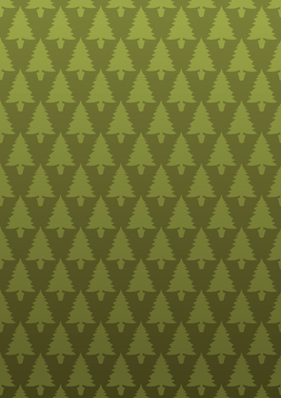 Christmas tree wallpaper or wrapping paper.