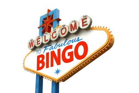 Bingo on Welcome to fabulous Las Vegas