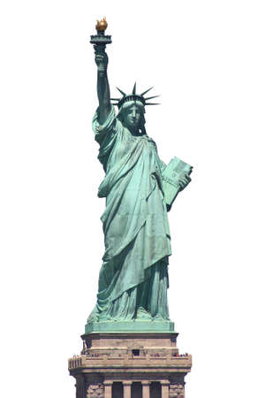 Statue of Liberty in New York 免版税图像