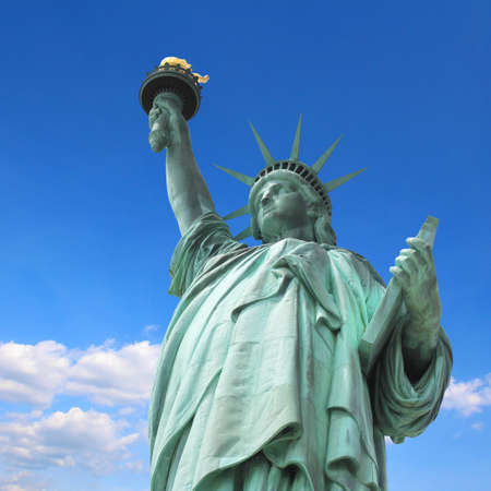Statue of Liberty in New York 免版税图像 - 151122330