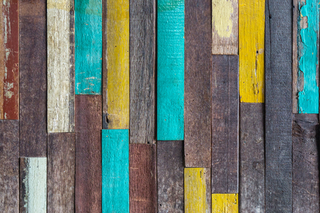 grunge colorful wood texture background