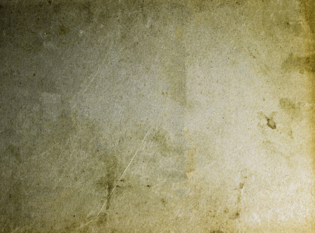 Old stained yellow and brown paper texture blank background template Фото со стока