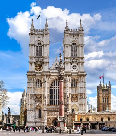 Westminster Abbey, London, United Kingdom of Great Britain and Northern Ireland