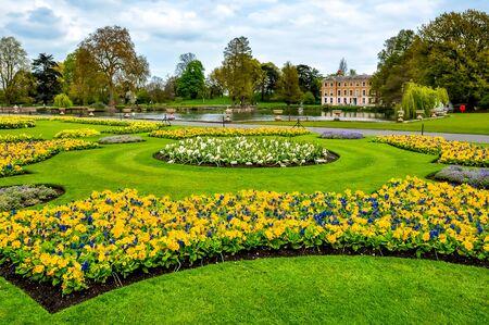 Spring in Kew botanical garden, London, UK Stockfoto