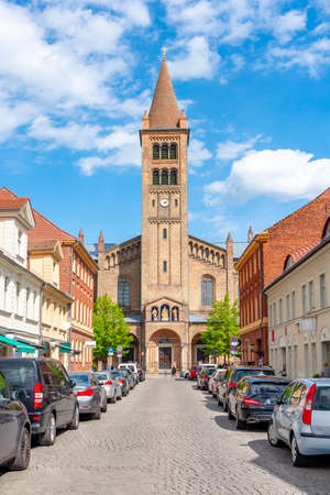 Church of St. Peter and Paul in Potsdam, Germany