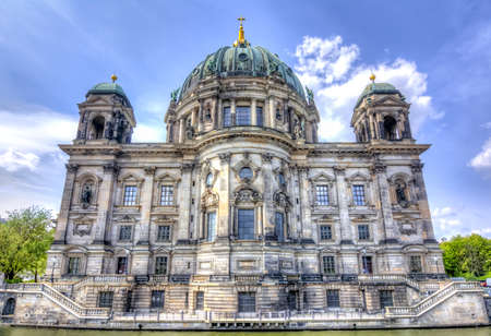 Berlin Cathedral (Berliner Dom) dome, Germany