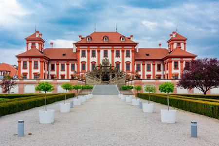 Troja palace in Prague, Czech Republic