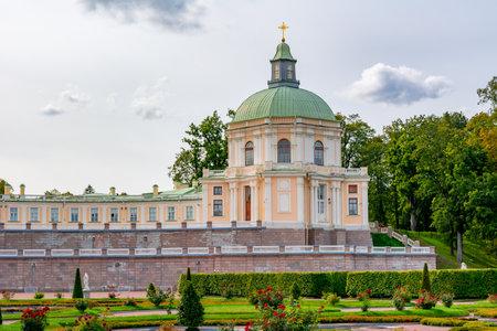 Grand Menshikov Palace in Oranienbaum (Lomonosov), Saint Petersburg, Russia