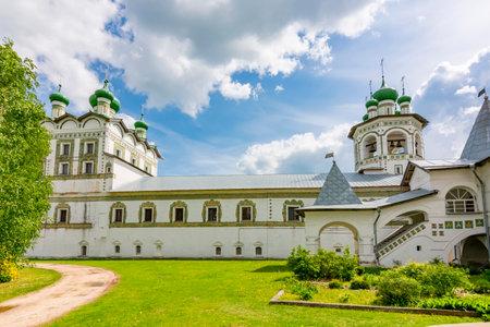 Derevyanitsky female monastery near Novgorod the Great, Russia