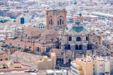 Granada Cathedral of the Incarnation (Catedral de Granada), Spain