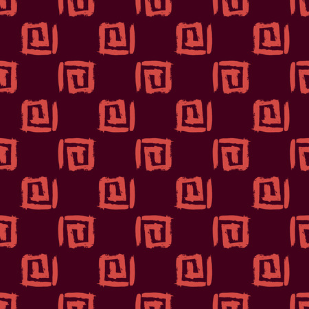Abstract seamless pattern with abstract details .Vector seamless ornament.Template for the fabric.
