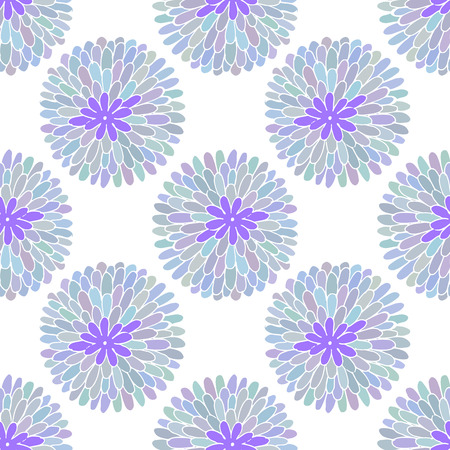 Decorative floral pattern design