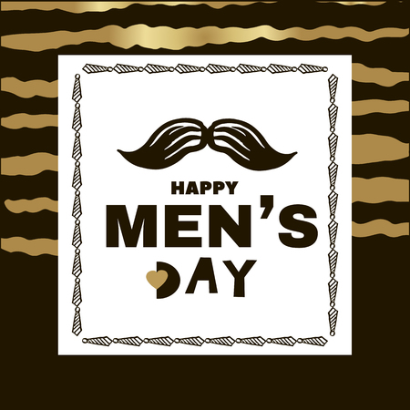 Happy mens daylettering for greeting cards banners t shirt happy mens daylettering for greeting cards banners t shirt design m4hsunfo