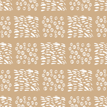 Decorative pattern with abstract details . Contemporary stylish texture.