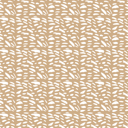 Decorative pattern with abstract details . Contemporary stylish texture.Vector seamless texture. Illustration
