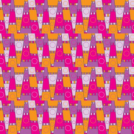 debonair: Vector abstract textile pattern