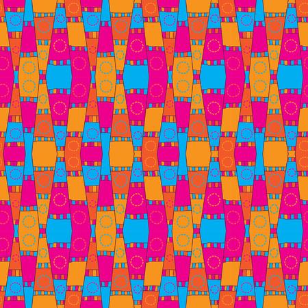 debonair: Vector abstract textile pattern