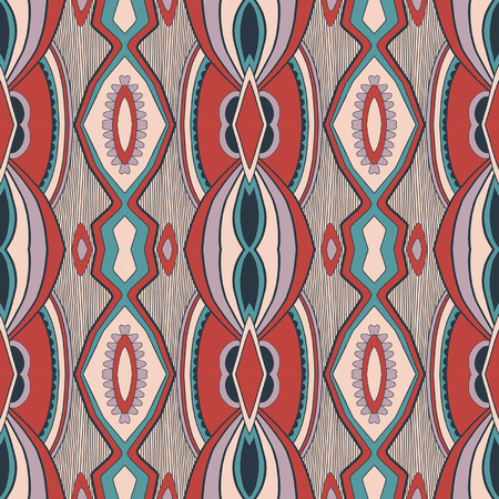 gobelin: Patr�n tribal abstracto Vectores