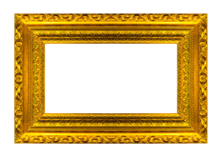 Large Gold Picture Frames Stock Photos. Royalty Free Large Gold ...
