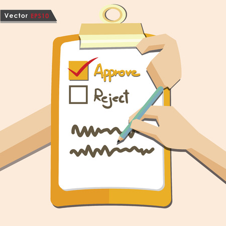 approve: Evaluation approve quality check