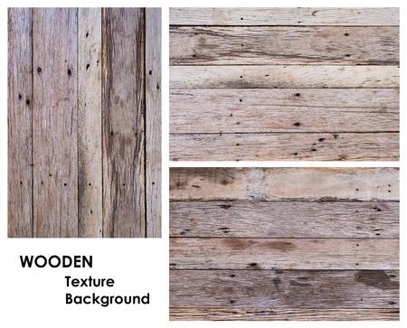 Wooden background Banco de Imagens