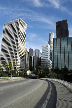 Los Angeles downtown photo