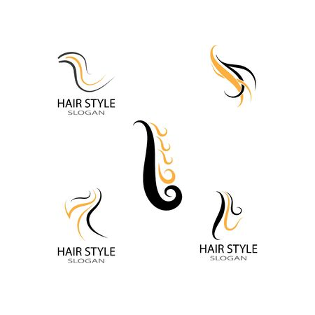Style haircut icon vector illustration design